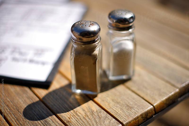 Salt and Pepper by Bratislav Nadezdic for Stocksy United