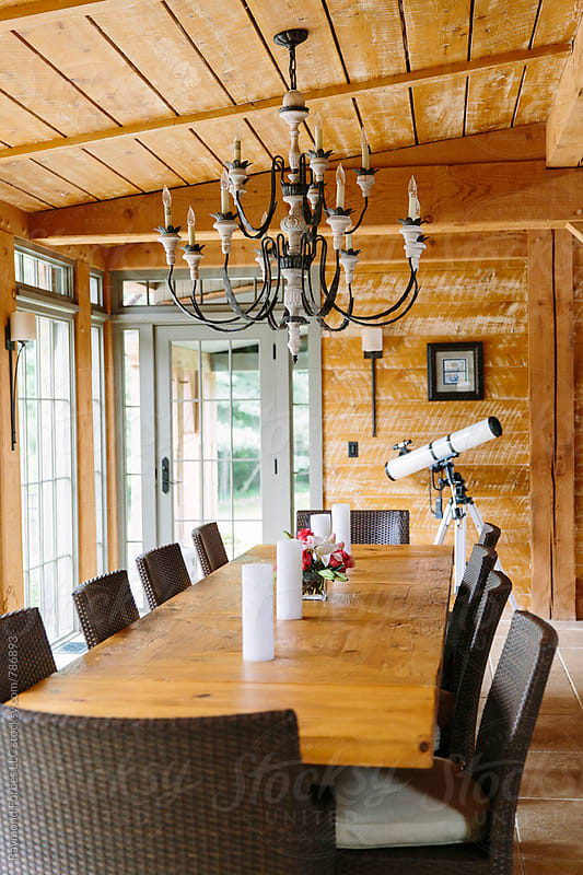 Dining Room by Raymond Forbes LLC for Stocksy United