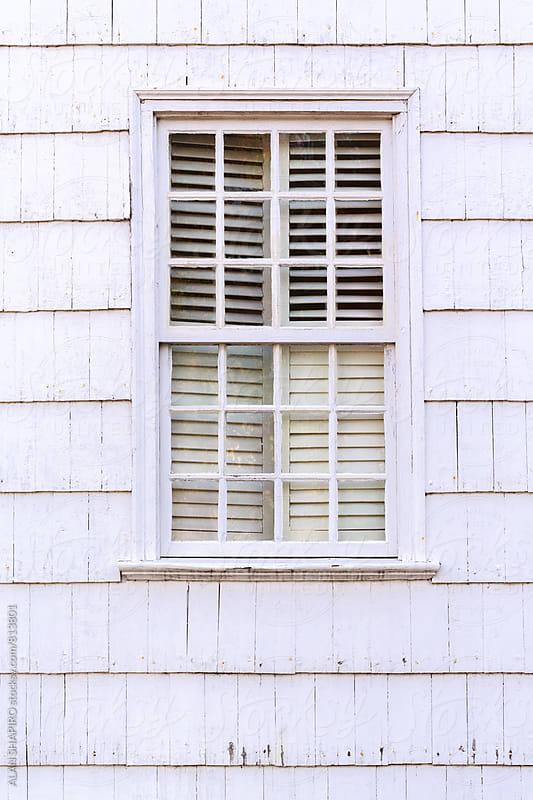 window  by ALAN SHAPIRO for Stocksy United