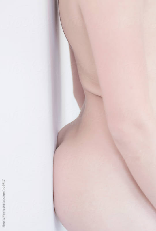 Side view of a nude body by Studio Firma for Stocksy United