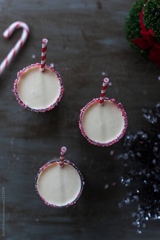 Festive Eggnog by Darren Muir for Stocksy United