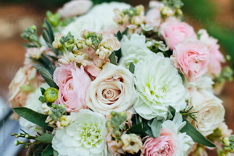 Beautiful Bouquet of Flowers by B. Harvey for Stocksy United