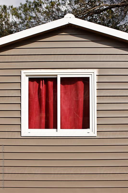 Window on the house by Bratislav Nadezdic for Stocksy United