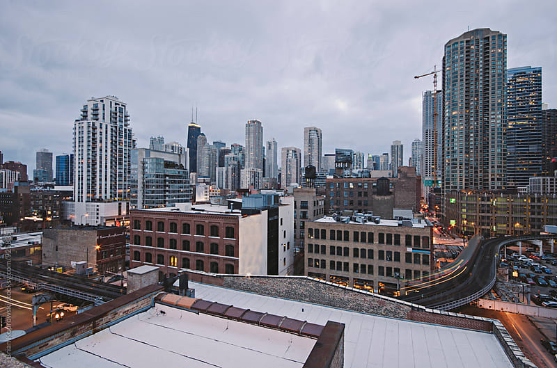 Skyline Views by Brian Koprowski for Stocksy United
