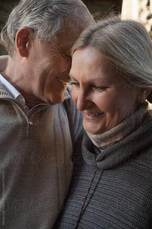 Senior couple by Jelena Jojic Tomic for Stocksy United