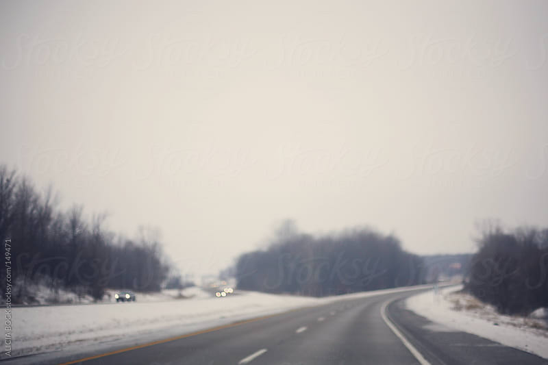 Winter Road by ALICIA BOCK for Stocksy United