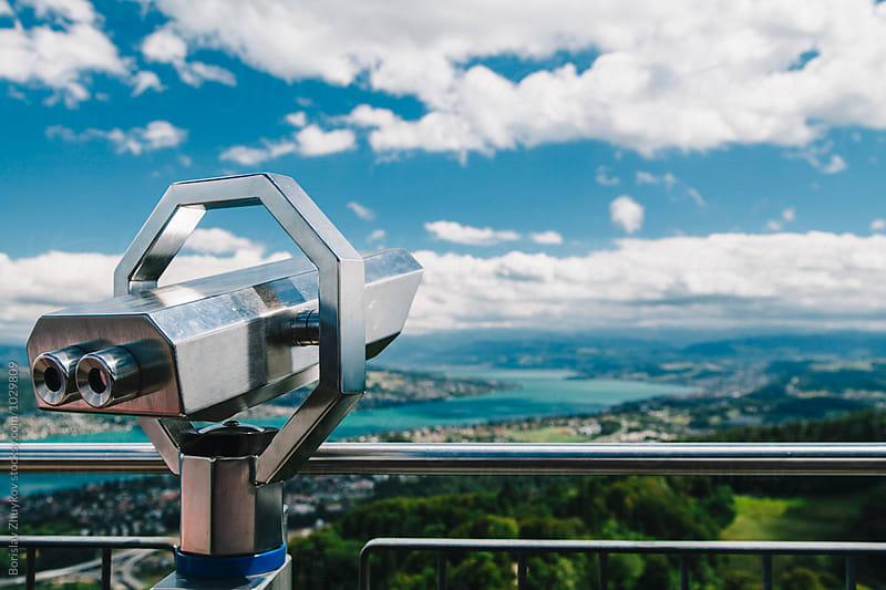 Spyglass  by Borislav Zhuykov for Stocksy United