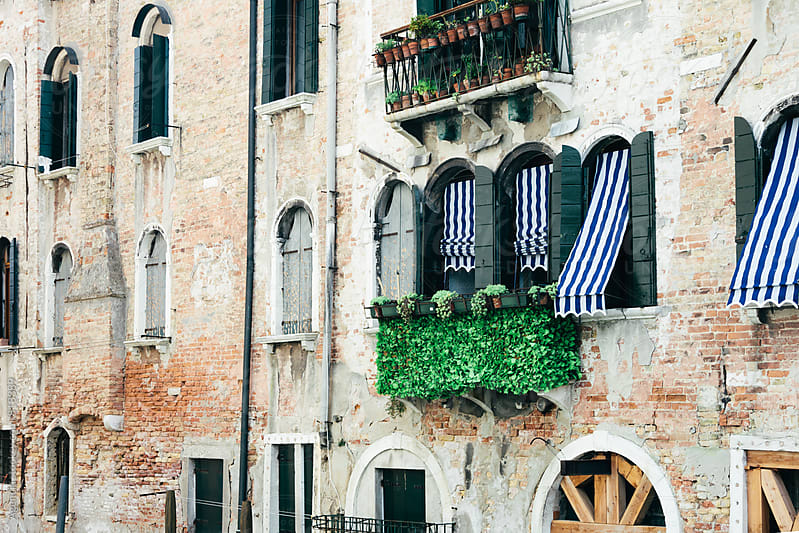 Venice Streets by Agencia for Stocksy United
