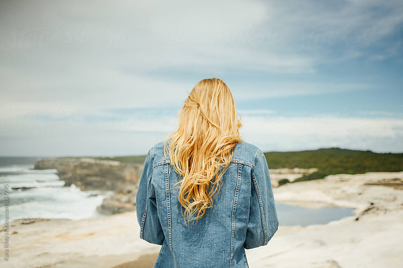 Coastal walks by Kara Riley for Stocksy United