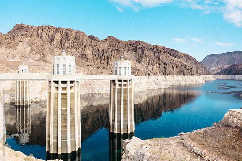Hoover Dam by Good Vibrations Images for Stocksy United