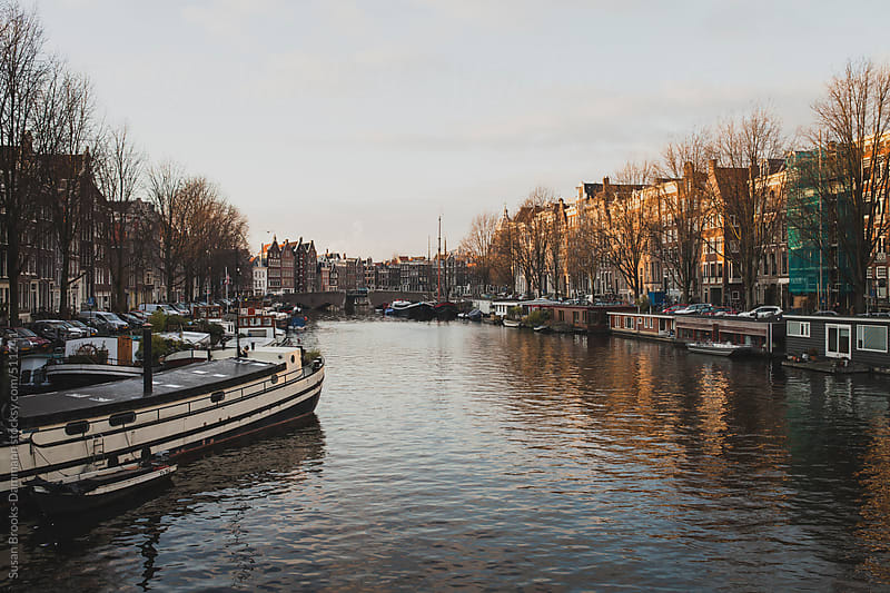 Amsterdam by Susan Brooks-Dammann for Stocksy United