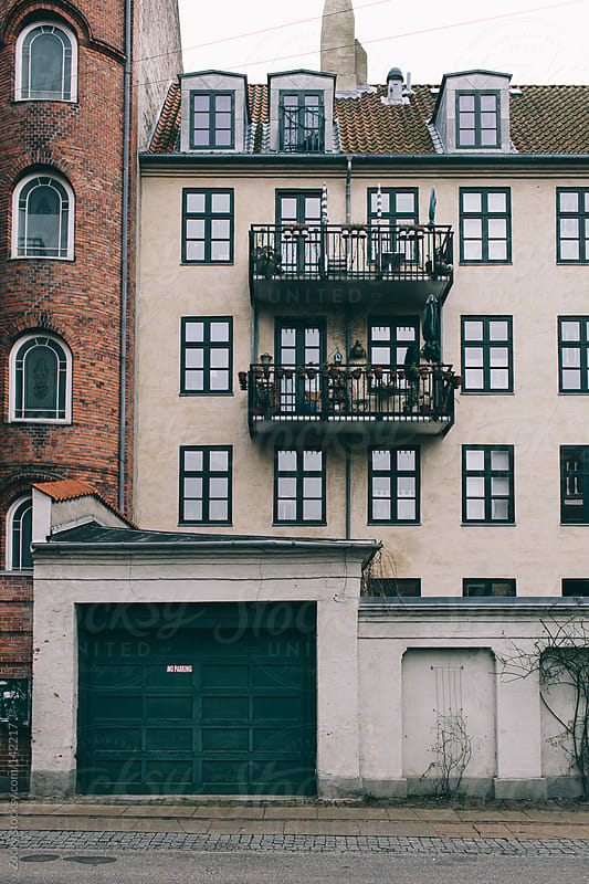 Traditional buildings in Copenhagen by Zocky for Stocksy United