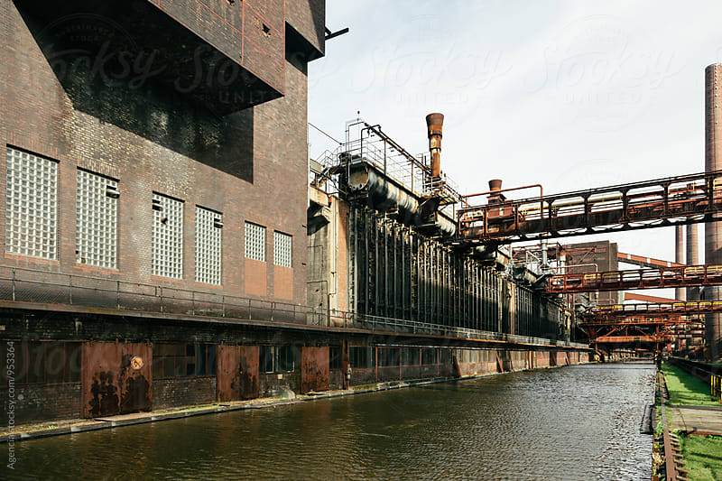 Zollverein Industry by Agencia for Stocksy United