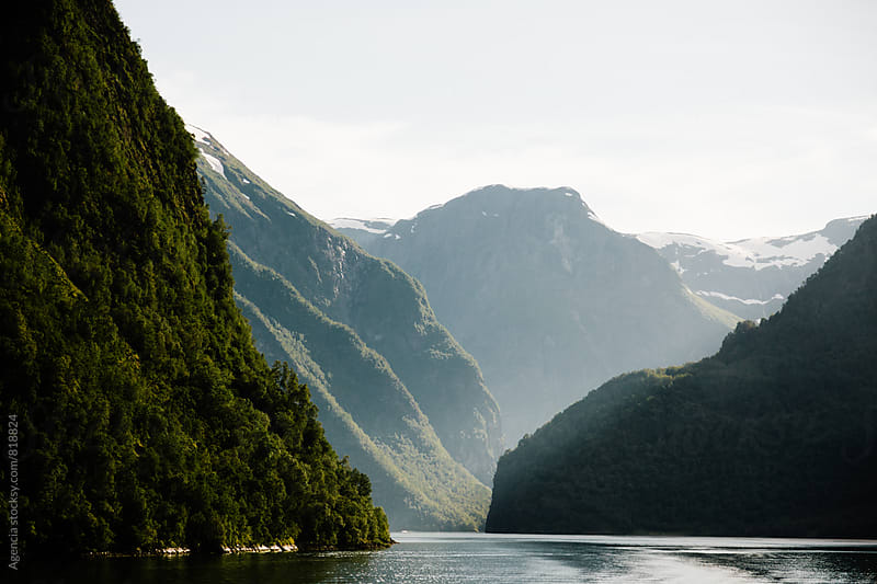Norwegian Fjords by Agencia for Stocksy United