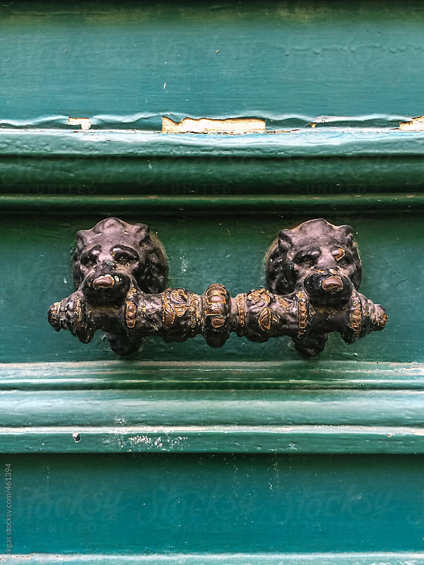 Vintage door handle by kkgas for Stocksy United