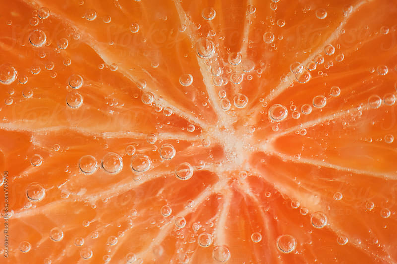 grapefruit star by Courtney Rust for Stocksy United