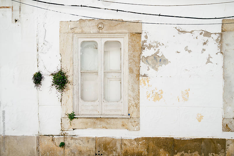 Portuguese Window by Agencia for Stocksy United