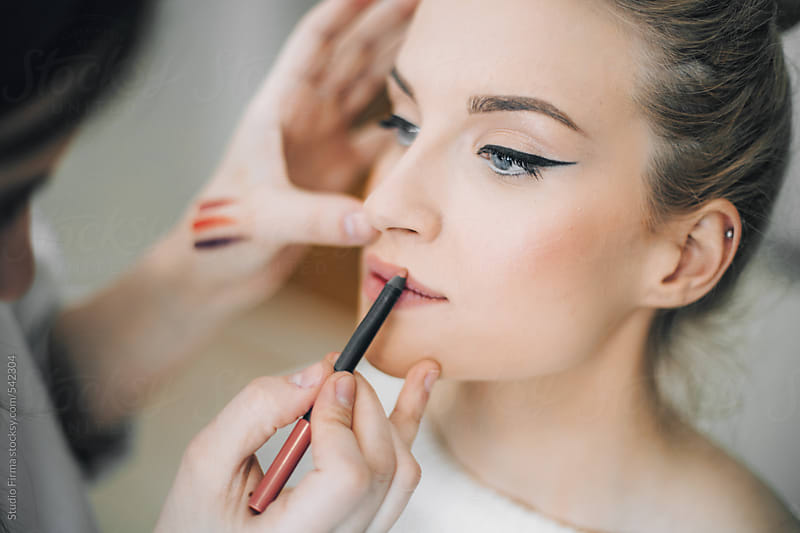 Make up studio  by Studio Firma for Stocksy United