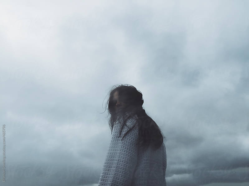 Grey Skies by Bronson Snelling for Stocksy United