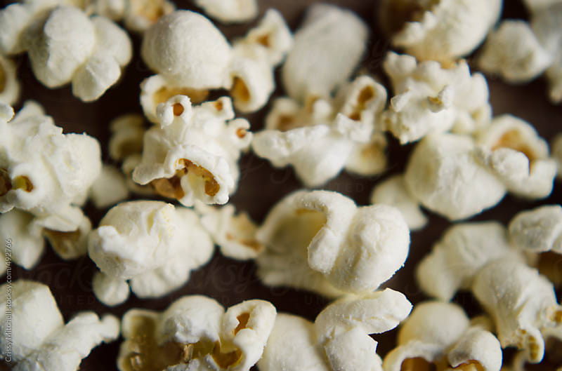 popcorn by Crissy Mitchell for Stocksy United