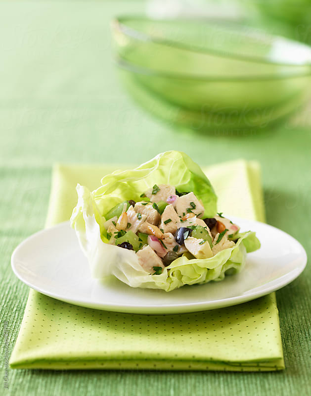 Chicken Salad by Jill Chen for Stocksy United