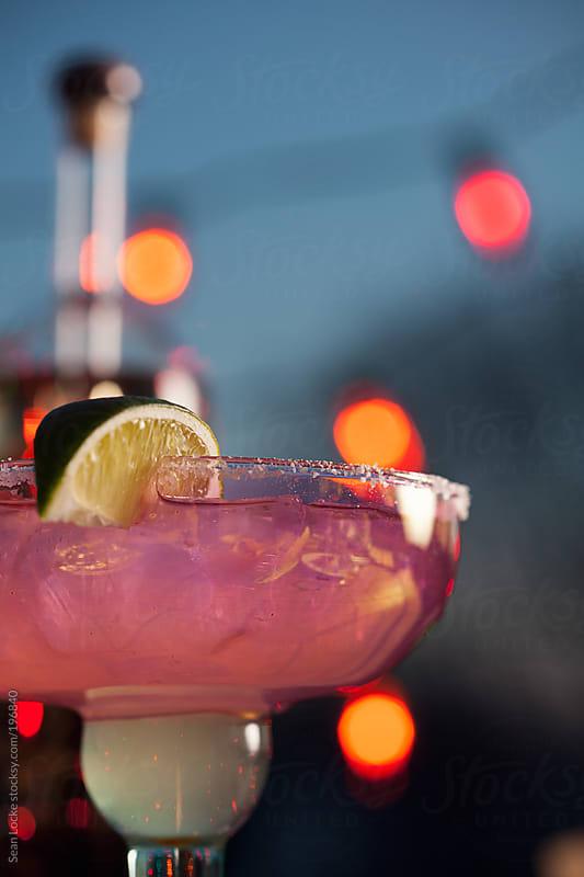 Fiesta: Refreshing Margarita For Cinco De Mayo by Sean Locke for Stocksy United
