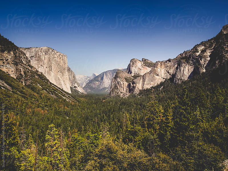 Yosemite  by Susan Brooks-Dammann for Stocksy United