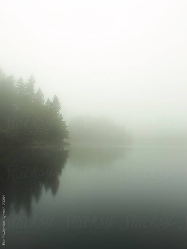 Lake Fog by Eric Bowley for Stocksy United