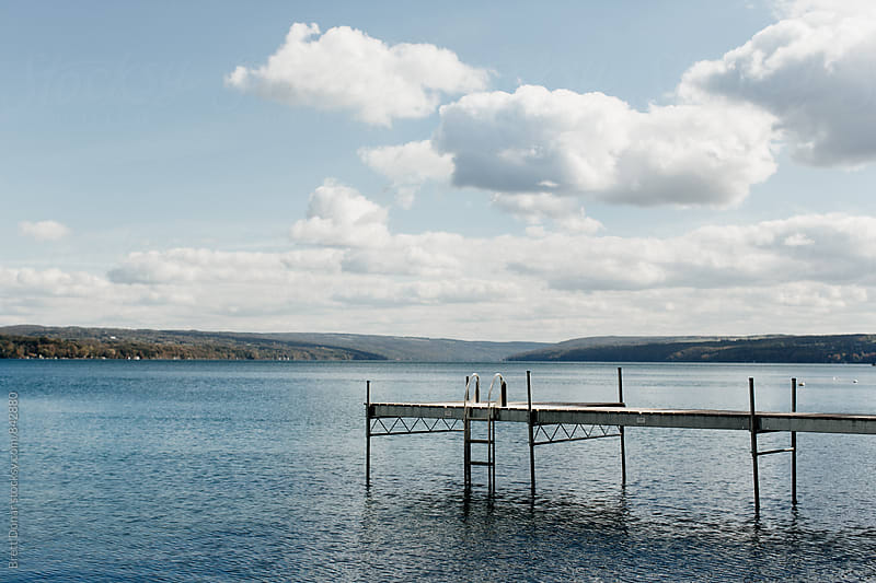 Lake Skaneateles by Brett Donar for Stocksy United