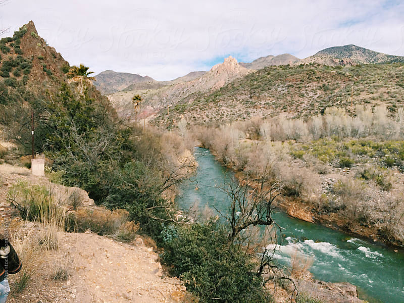 Verde River by Kevin Russ for Stocksy United