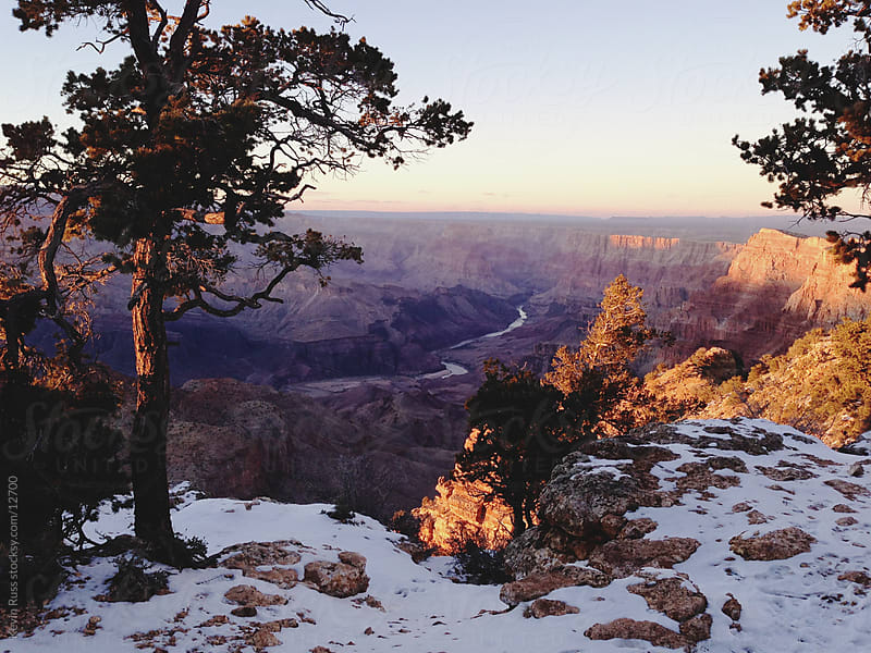 East Grand Canyon by Kevin Russ for Stocksy United