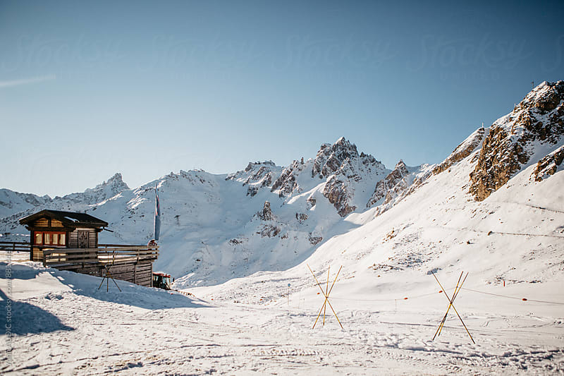 French Alps by Yann AUDIC for Stocksy United