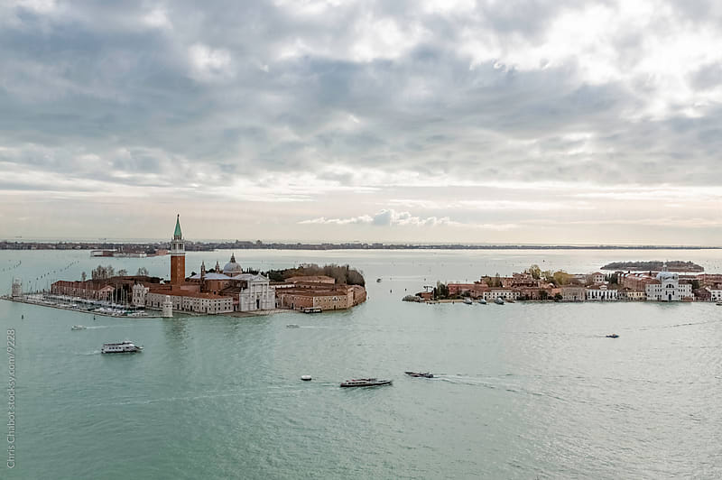 San Giorgio Maggiore by Chris Chabot for Stocksy United