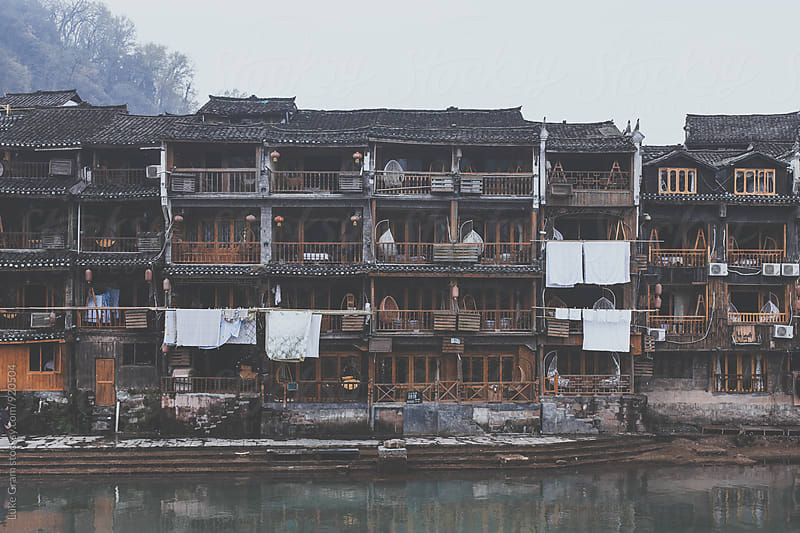 Fenghuang, China by Luke Gram for Stocksy United