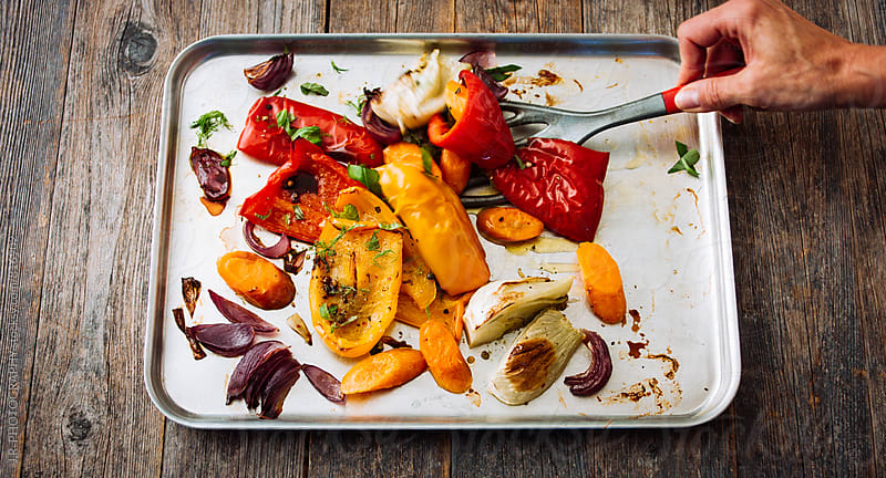 Ratatouille by J.R. PHOTOGRAPHY for Stocksy United