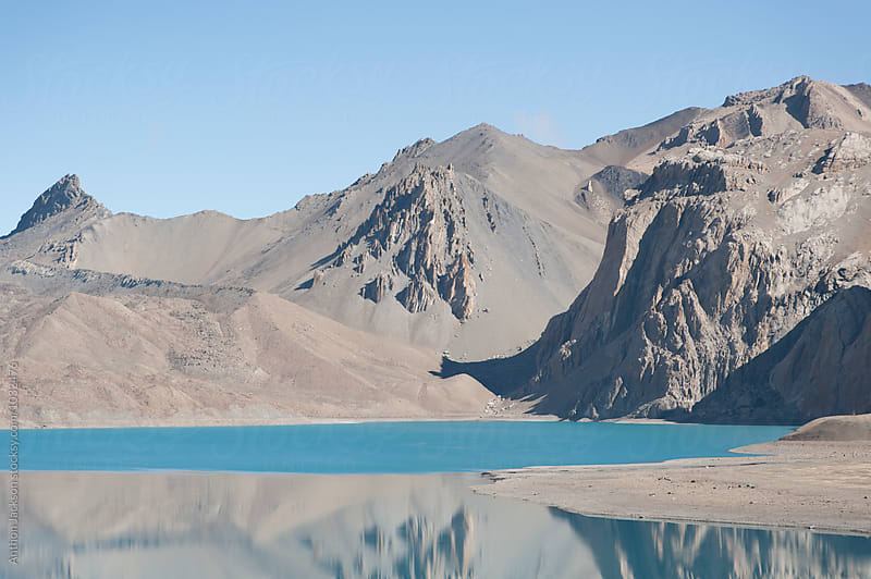 Tilicho Lake, Nepal by Anthon Jackson for Stocksy United