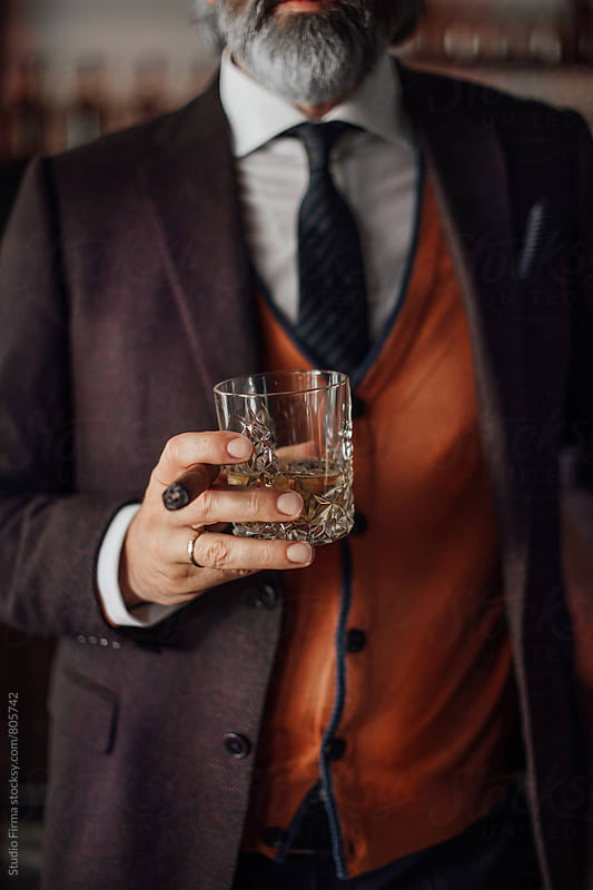 Man with Style  by Studio Firma for Stocksy United