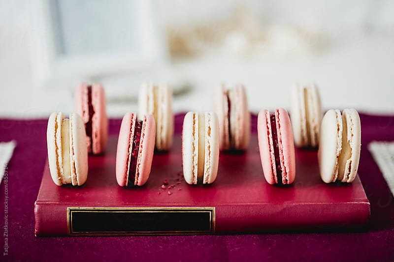 Macaroons by Tatjana Ristanic for Stocksy United