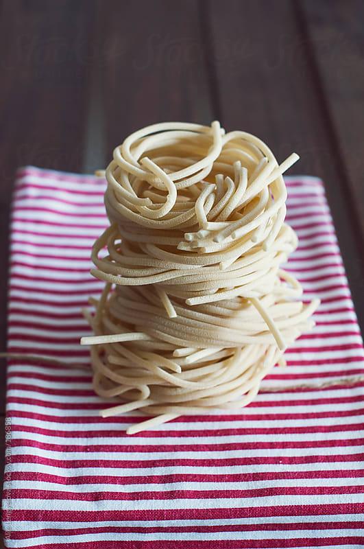 Pasta by Alie Lengyelova for Stocksy United