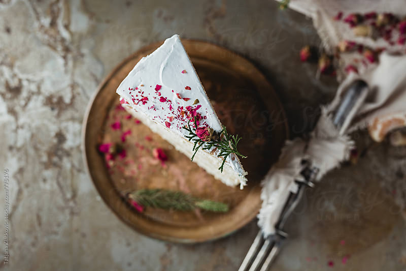 Cake by Tatjana Ristanic for Stocksy United