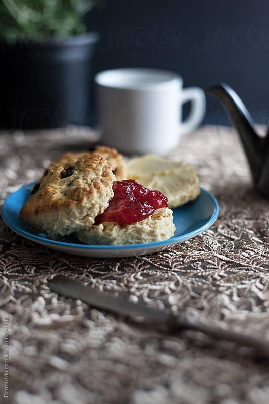 Afternoon Tea. by Darren Muir for Stocksy United