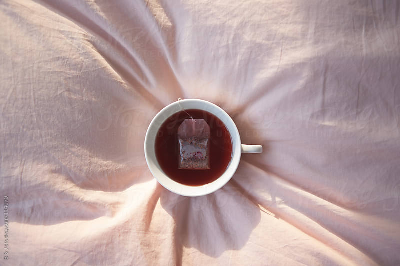 tea cup  by B & J for Stocksy United