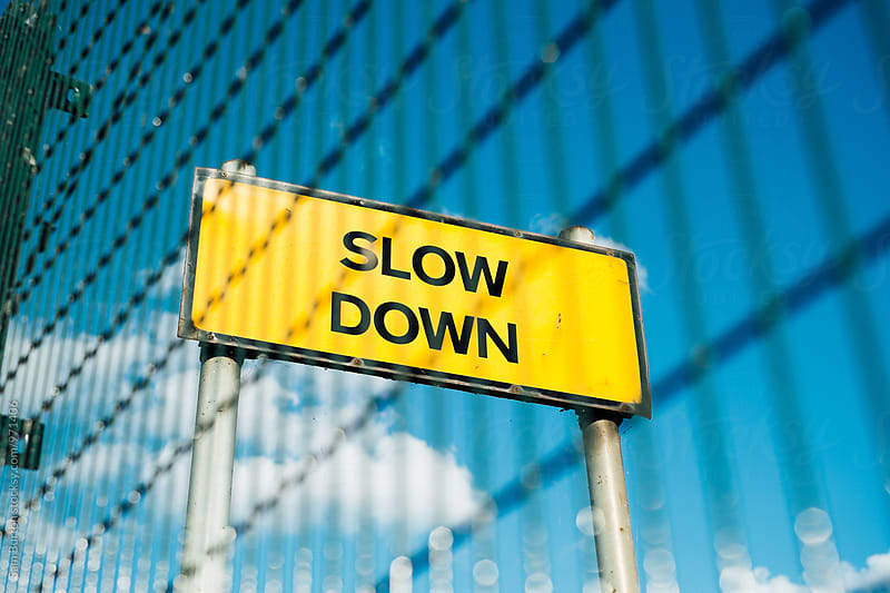 Slow sign by Sam Burton for Stocksy United