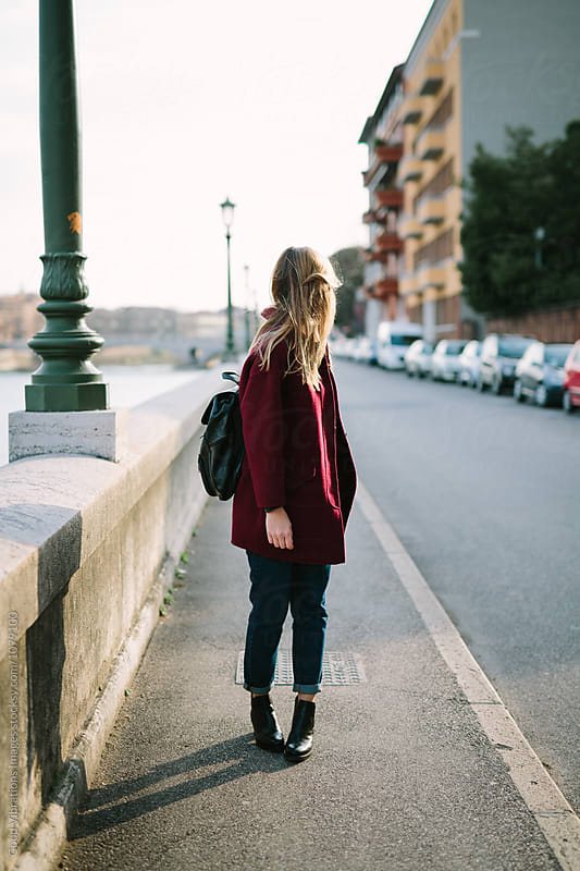 Stylish Woman in the city by Good Vibrations Images for Stocksy United