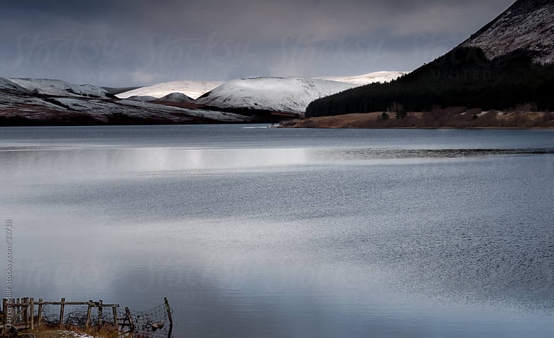 St Mary's Loch. Scotland.  by Darren Muir for Stocksy United