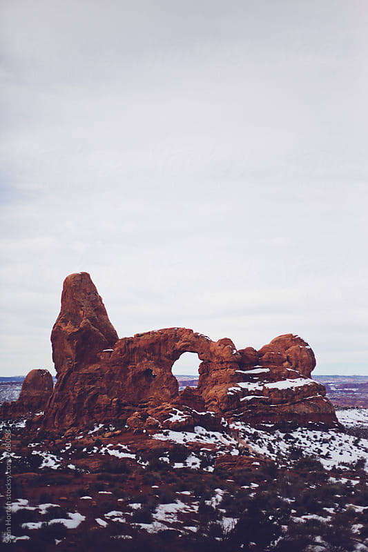 Arches National Park by Sean Horton for Stocksy United