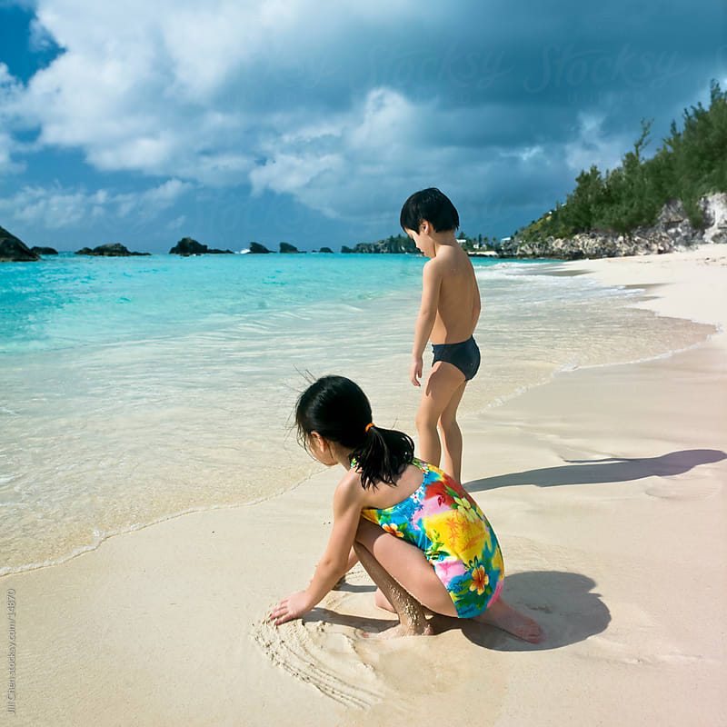 Bermuda Beach by Jill Chen for Stocksy United