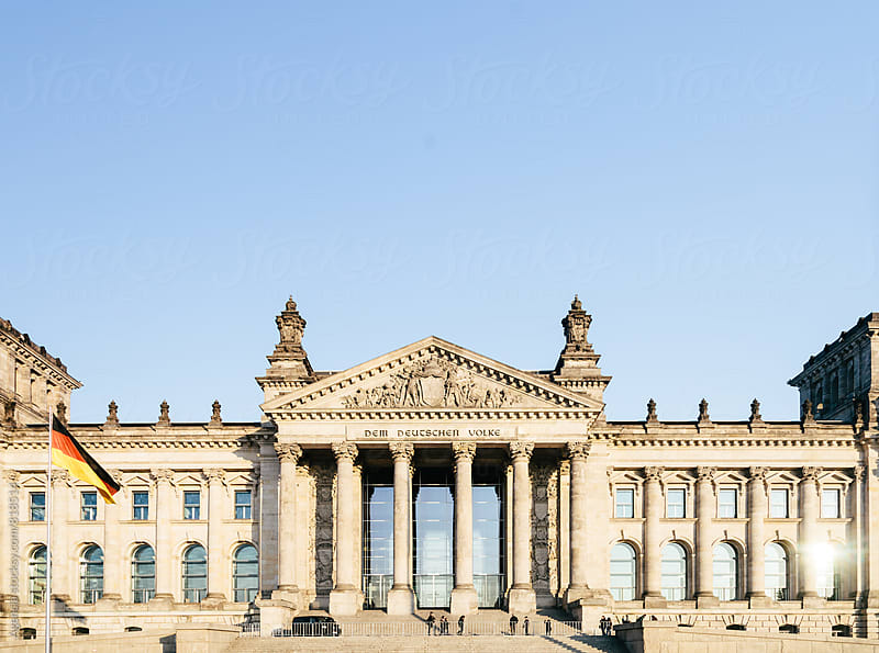 Bundestag by Agencia for Stocksy United