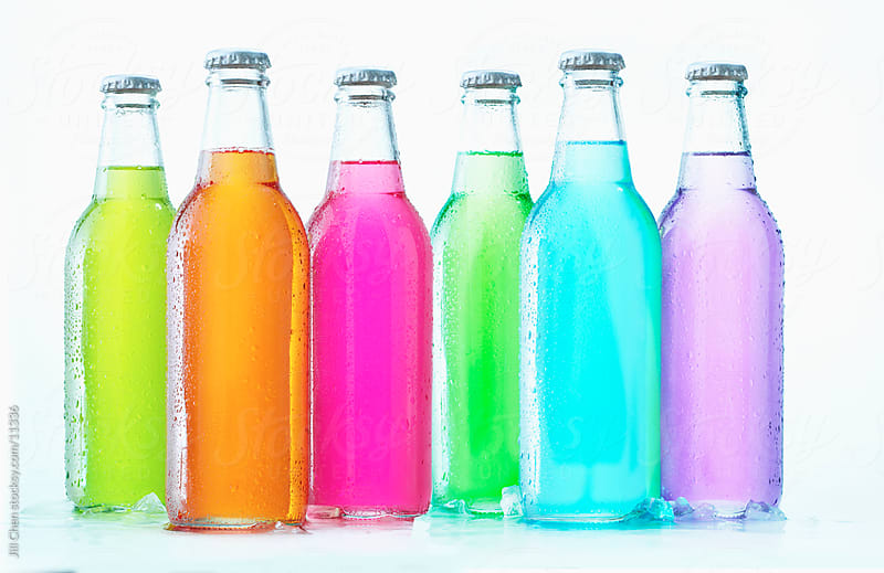 Rainbow Soda by Jill Chen for Stocksy United