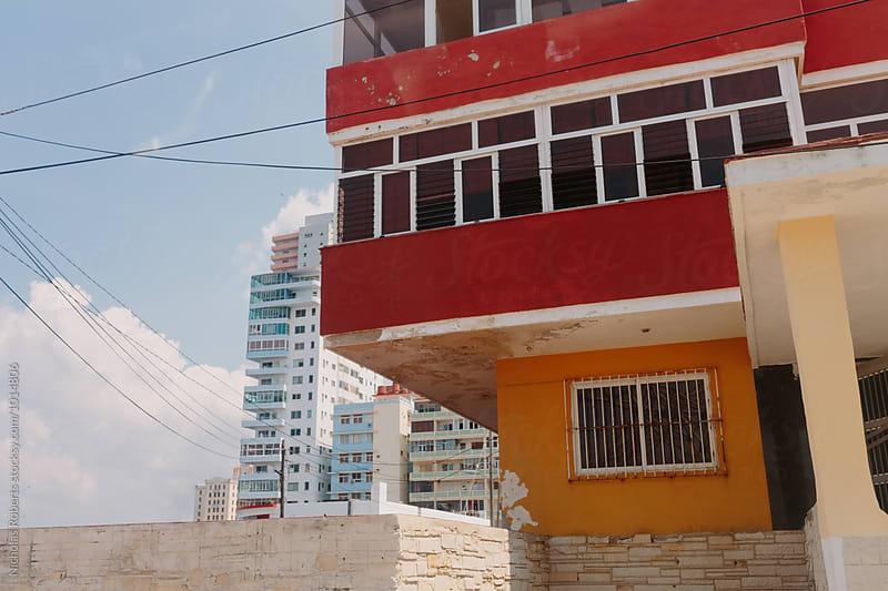 Buildings in Havana, Cuba by Nicholas Roberts for Stocksy United
